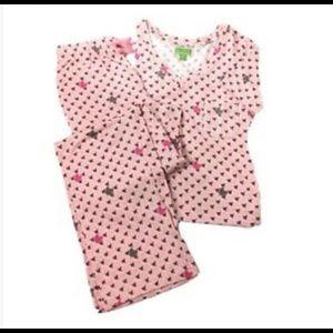 Vera Bradley Pajama Set Size XS
